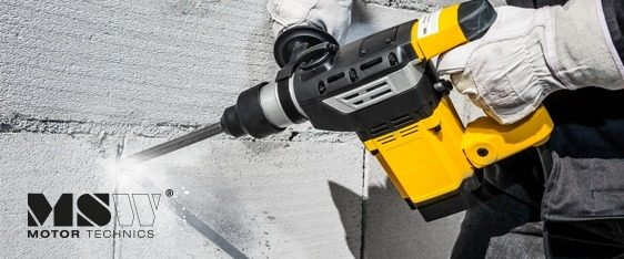 MSW rotary hammer